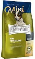 Happy Dog Supreme Neuseeland Lamm  mini 12,5 kg