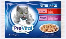 PreVital 3+1 marha,nyúl pulyka