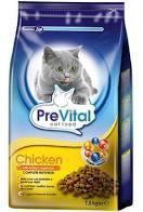 PreVital Száraz 1,8kg Csirkés