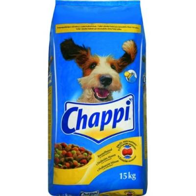 Chappi 13,5 kg Csirke-zöldség ízben.