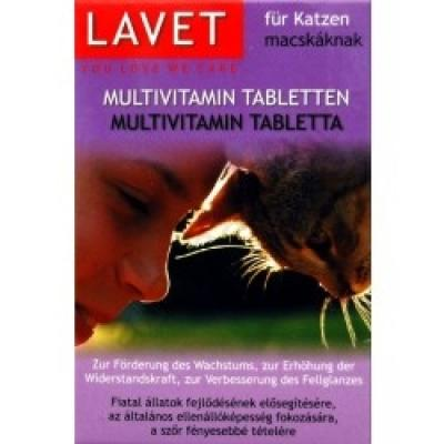 Lavet Multivitamin 50 db