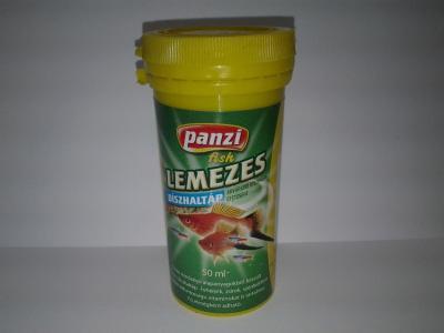 Panzi Lemezes haltáp 50ml