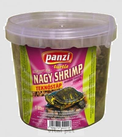 Shrimp rák (Vödrös)