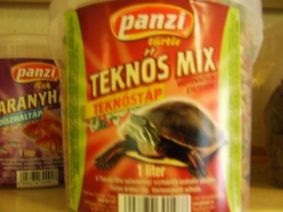 Teknős mix (vödrös)
