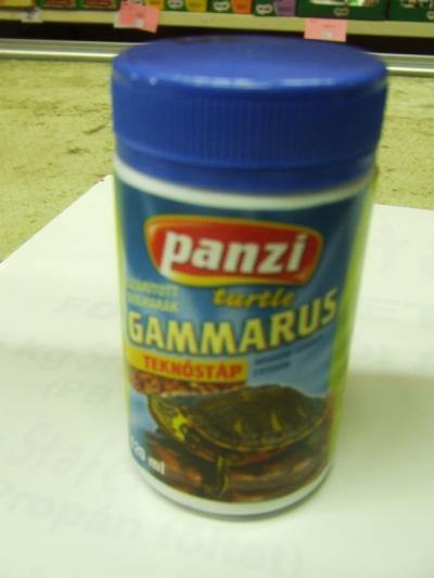 Gammarus (bolharák) 120 ml