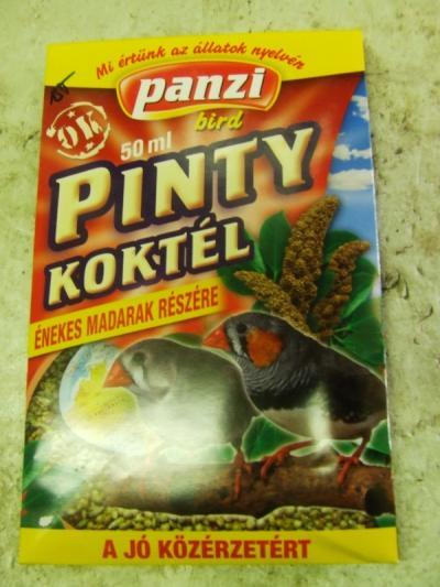 Panzi Pintykoktél 50 ml