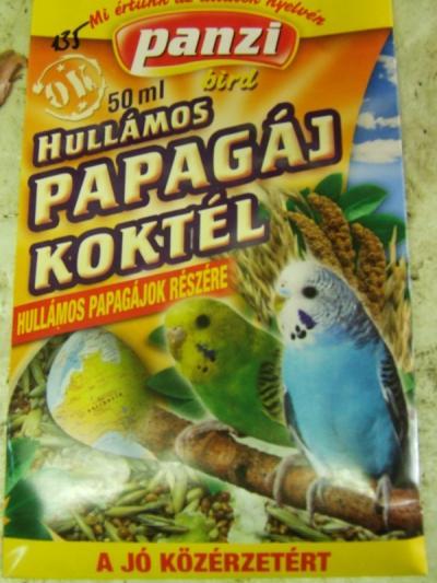 Panzi Hullámos Papagáj koktél 50 ml