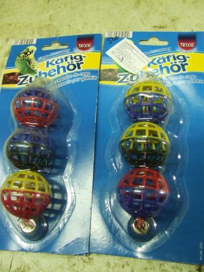 Madárjáték - Csengő 3 gömbbel