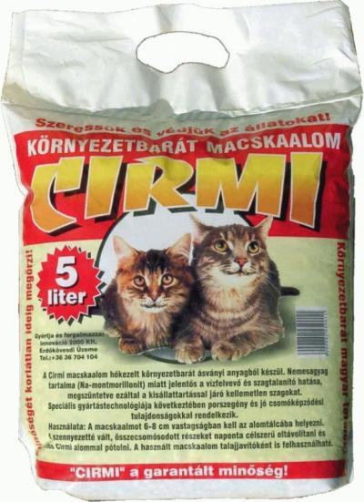 Cirmi Natúr 5 l (termékleírásban részletek)