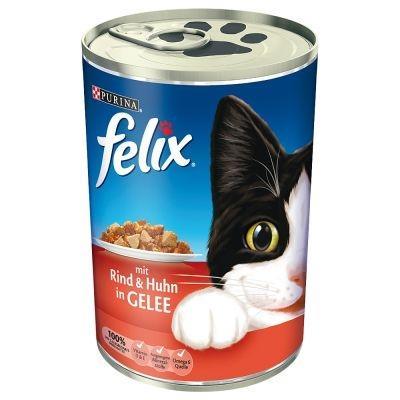 Felix Marha-szárnyas ízben szószban vagy zselében 400 g