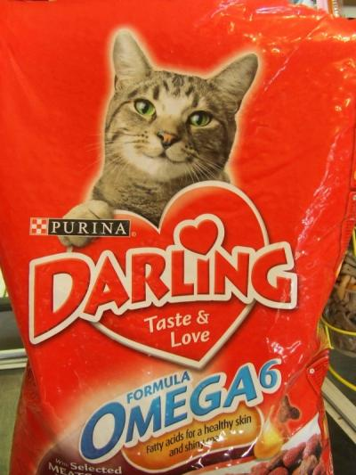 Darling 10 kg Csirke ízben