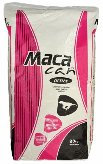 MacaCan 20kg Energia táp felnött kutyáknak