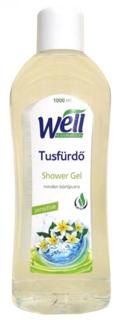 well tusfürdő sensitív 1000ml