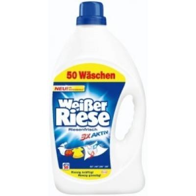 Weiser Riese mosógél fehér ruhákhoz 3,65L