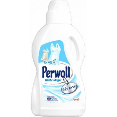 perwoll öblítő fehérség megújító hatással 1l