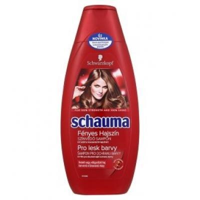 Schauma Fényes hajszín sampon 250 ml