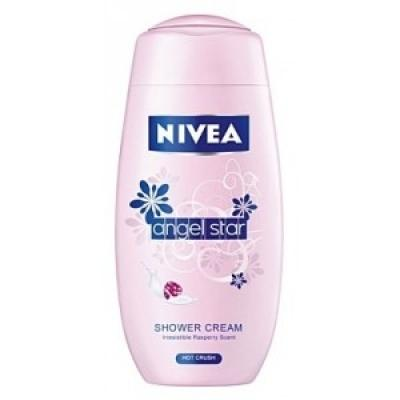 Nivea tusfürdő angel star  250ml