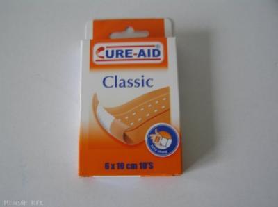 Cure-aid sebtapasz 10 db-os