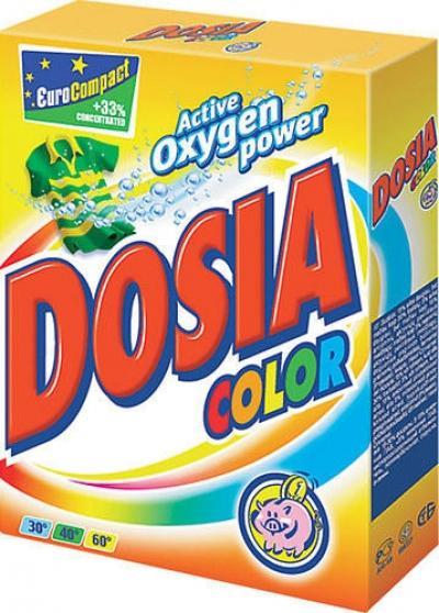 Dosia mosópor színes ruhákhoz 300g