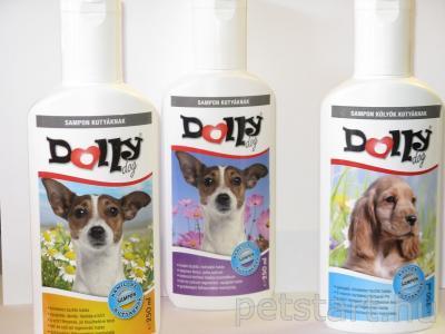 Dolly Dog sampon Kamillás