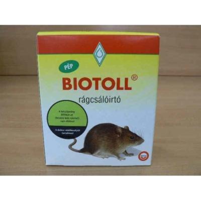 Biotoll rágcsálóírtó pép 250g