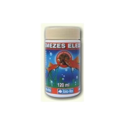 Bio-Lio lemezes haltáp 120 ml
