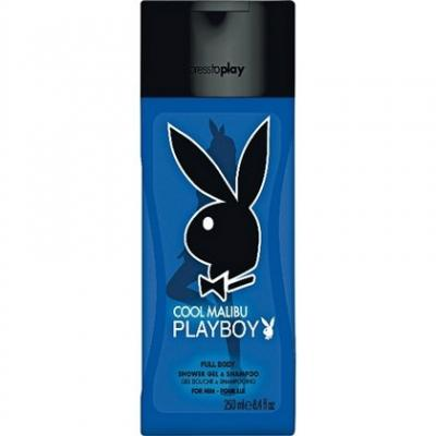 PlayBoy tusfürdő Malibu 250ml