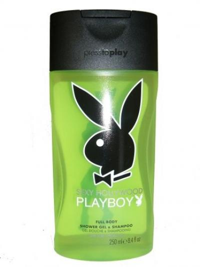 PlayBoy tusfürdő Hollywood 250ml