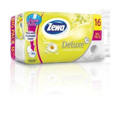 Zewa WC papír 16 db-os kamilla illat