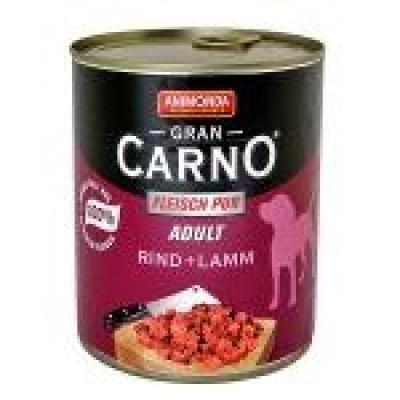 Animonda Gran Carno 400g Marha - Bárány ízben