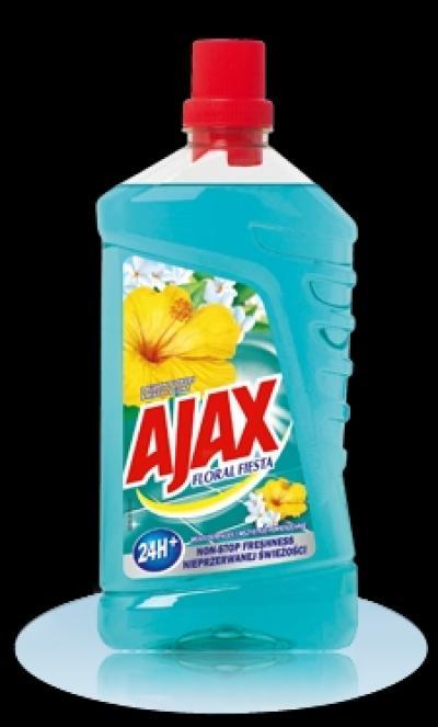 Ajax Floral Fiesta Lagoon Flowers 1L általános tisztítószer