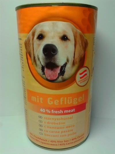 Dog Menü 1240 g Csirke ízben