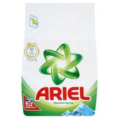 Ariel mosópor Mountain Spring 3 kg