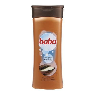 Baba testápoló 400 ml Kakaóvajas