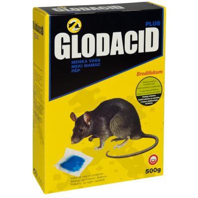 Glodacid rágcsálóirtó pép 500 g