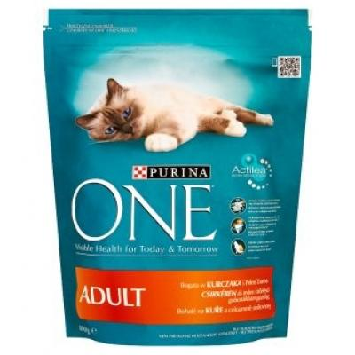 Purina ONE 200 g Adult csirkés