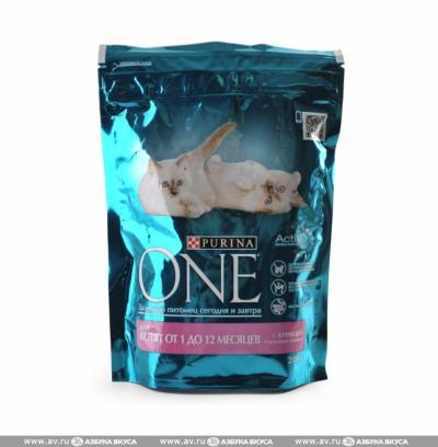 Purina ONE 800G junior csirkés