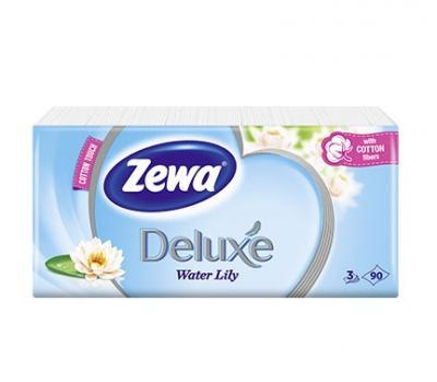 Zewa papírzsebkendő liliom