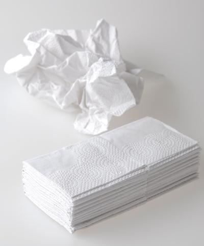 Papírzsebkendő 100 db