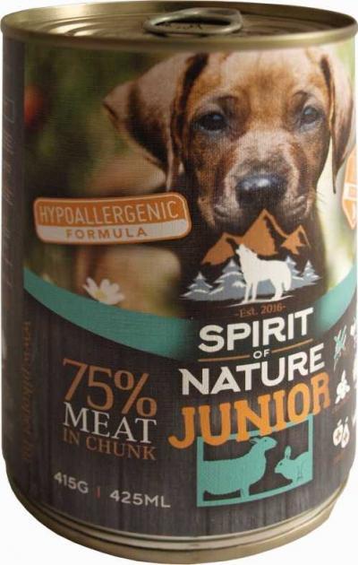 Spiri of Nature Kölyök kutyának 415g