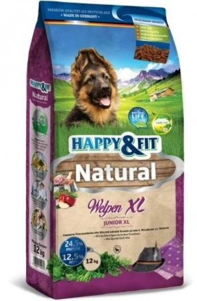 Happy & Fit Natural Welpen XL kutyatáp