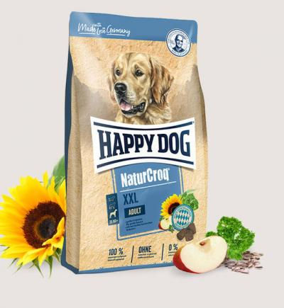 Happy Dog Natur Croq XXL   15 kg