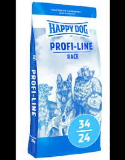 Happy Dog Profi Line Race 34/24 20 kg