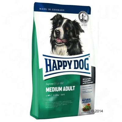 Happy Dog Supreme Fit & Well Adult Medium 1 kg