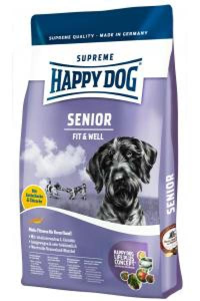 Happy Dog Supreme Fit & Well Adult Senior  4 kg