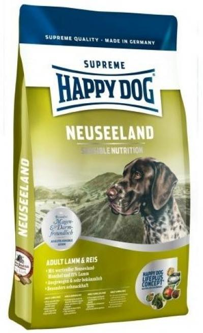Happy Dog Supreme Neuseeland Lamm 4 kg