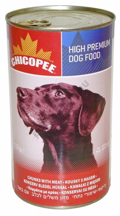 Chicopee 400 g Húsos ízben