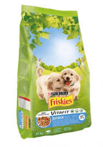 Friskies Junior 3 kg SAJÁT kiszerelés