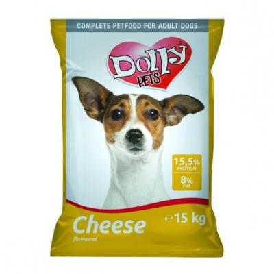 Dolly Dog 15 kg Sajtos ízben