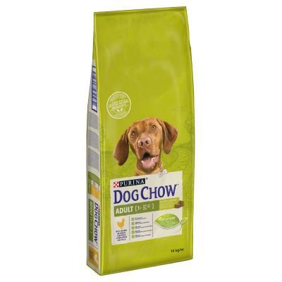 Dog Chow Adult 3 kg SAJÁT kiszerelés Csirke ízben